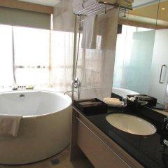 Отель Travelodge Harbourfront Singapore 4* Люкс с различными типами кроватей фото 4