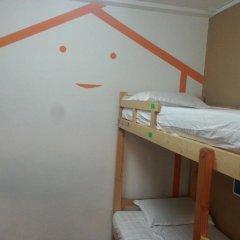 Отель Backpackers@SG Кровать в общем номере с двухъярусной кроватью