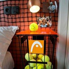 Olympic Hotel by Patrick Hayat 3* Стандартный номер с различными типами кроватей фото 8