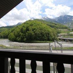 Гостиница Альпийская сказка в Красной Поляне 3 отзыва об отеле, цены и фото номеров - забронировать гостиницу Альпийская сказка онлайн Красная Поляна балкон
