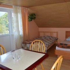 Гостиница Uyutnaya Villa Hostel в Красной Поляне отзывы, цены и фото номеров - забронировать гостиницу Uyutnaya Villa Hostel онлайн Красная Поляна комната для гостей