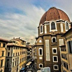 Отель Medici Chapels Apartment Италия, Флоренция - отзывы, цены и фото номеров - забронировать отель Medici Chapels Apartment онлайн балкон