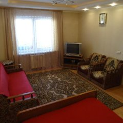 Апартаменты VIP Пушкин Апартаменты Эконом с различными типами кроватей фото 2