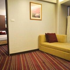Ambassador Bangkok Hotel 4* Улучшенный номер фото 15