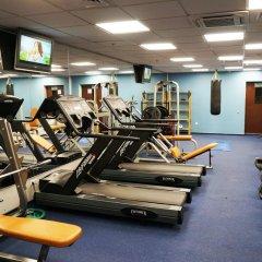 Гостиница Бородино фитнесс-зал фото 2