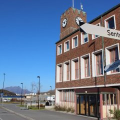 Bodø Hostel парковка