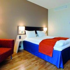 Radisson Blu Hotel, Trondheim Airport 4* Стандартный номер с различными типами кроватей фото 5