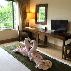 Отель DuSai Resort & Spa 5* Улучшенный номер с различными типами кроватей фото 3