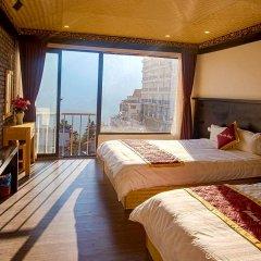 Phuong Nam Mountain View Hotel 3* Стандартный номер с различными типами кроватей фото 22
