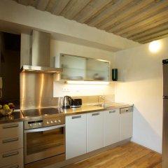 Апартаменты Langhans Apartments Прага в номере