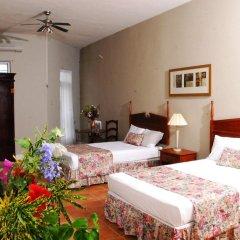 Отель Guest House Villa Mishkan Ямайка, Ранавей-Бей - отзывы, цены и фото номеров - забронировать отель Guest House Villa Mishkan онлайн комната для гостей фото 3