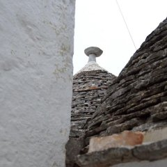 Отель Trulli Casa Alberobello Стандартный номер