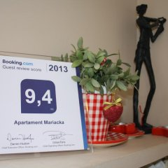 Апартаменты The Best Stay Apartments Гданьск интерьер отеля фото 2