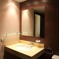Hotel Santuario De Sancho Abarca Аблитас ванная