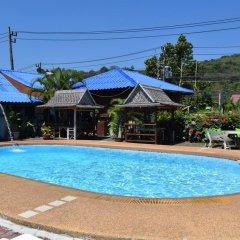 Отель Moon House Bungalows бассейн фото 3