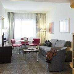 Отель Novotel London West 4* Улучшенный номер с различными типами кроватей фото 4
