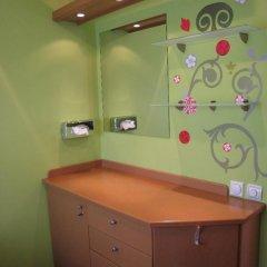 Spirit Hostel and Apartments Стандартный номер с различными типами кроватей (общая ванная комната) фото 8