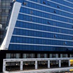 Отель Titanic Business Golden Horn балкон
