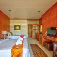 Отель Palm Beach Resort 3* Номер Делюкс с различными типами кроватей фото 4