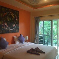 Baan Suan Ta Hotel 2* Стандартный номер с различными типами кроватей фото 14