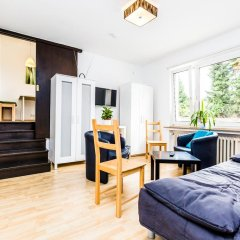 Апартаменты Apartment Köln Weidenpesch Кёльн комната для гостей фото 4