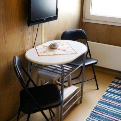 Отель Tjeldsundbrua Camping Номер категории Эконом с различными типами кроватей фото 15