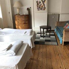 Отель Guesthouse Copenhagen Дания, Копенгаген - отзывы, цены и фото номеров - забронировать отель Guesthouse Copenhagen онлайн комната для гостей фото 4
