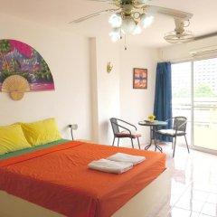 Апартаменты View Talay 1B Apartments Студия с различными типами кроватей фото 25