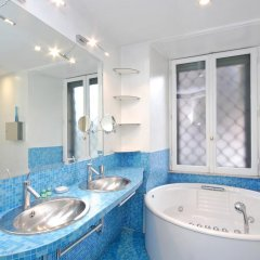 Апартаменты Parioli apartments-Villa Borghese area ванная фото 2