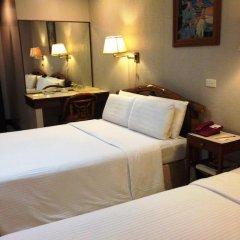 Beverly Boutique Business Hotel 3* Номер Делюкс с различными типами кроватей фото 5