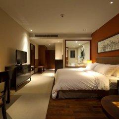 Отель Crowne Plaza Phuket Panwa Beach 5* Стандартный номер с двуспальной кроватью фото 10