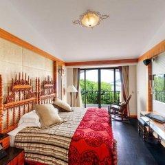 Отель Pousada De Sao Tiago комната для гостей