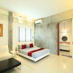 Отель Aonang Paradise Resort 3* Улучшенный номер с различными типами кроватей фото 8