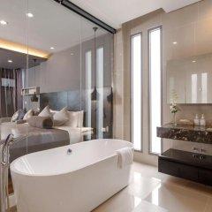 Отель X10 Seaview Suite Panwa Beach Люкс с двуспальной кроватью фото 18