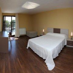 Hotel Santuario De Sancho Abarca 2* Стандартный номер фото 15