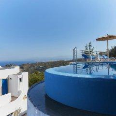 Апартаменты Nymphes Luxury Apartments бассейн фото 4