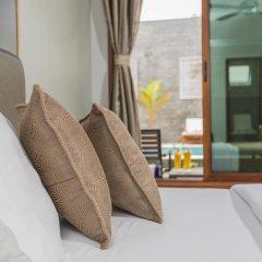Отель Kaani Village & Spa 4* Номер Делюкс с различными типами кроватей