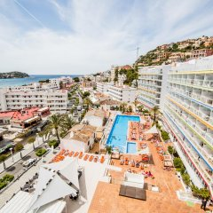Отель Pierre & Vacances Mallorca Deya балкон