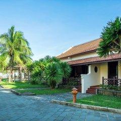 Отель Agribank Hoi An Beach Resort 3* Номер Делюкс с различными типами кроватей фото 20
