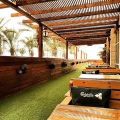 Garden Hotel Хайфа фитнесс-зал