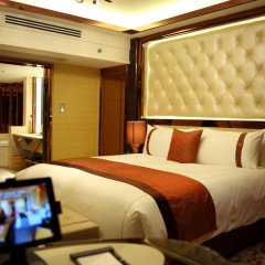 Shan Dong Hotel 4* Улучшенный номер с 2 отдельными кроватями фото 10