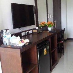Patong Mansion Hotel 3* Улучшенный номер двуспальная кровать фото 9