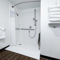 Отель Hampton Inn Meridian 2* Стандартный номер с различными типами кроватей фото 26