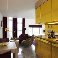 Отель abito Suites 3* Полулюкс с различными типами кроватей фото 4