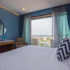 Отель BlueSotel Krabi Ao Nang Beach 4* Улучшенный номер с различными типами кроватей фото 10