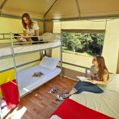 Отель Camping Michelangelo Тент фото 3