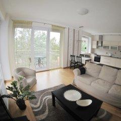 Апартаменты Royal Apartments - Apartamenty Inowrocławska комната для гостей фото 5