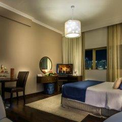 First Central Hotel Suites 4* Студия Делюкс с различными типами кроватей
