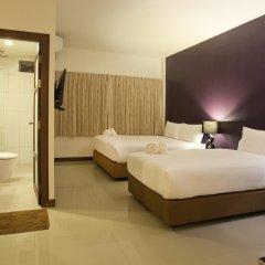 Wiz Hotel 3* Номер Делюкс с различными типами кроватей фото 4
