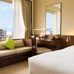 City Garden Hotel 4* Номер Делюкс с двуспальной кроватью фото 3